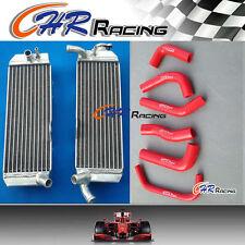 For Honda XR650 XR650R 2000-2007 00 01 02 03 04 05 Aluminum Radiator+HOSE