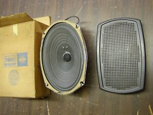 NOS OEM Ford 1964 Galaxie 500 Radio Speaker + Grille XL LTD