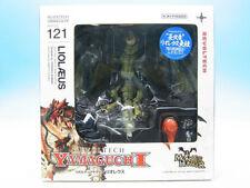 REVOLTECH YAMAGUCHI  121 Monster Hunter Azure Rathalos Action Figure Kaiyodo