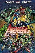 Marvel Avengers Assemble by Brian Michael Bendis & Mark Bailey 2013 TPB NEW!
