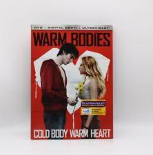 Warm Bodies (DVD, 2013, Includes Digital Copy UltraViolet)