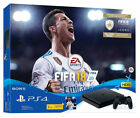 Sony PlayStation 4 Slim Fifa 18 Bundle 1TB Jet Black Console Brand New PS4