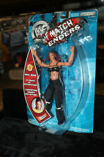 Lita Signed Autographed Match Enders WWE Wrestling Action Figure