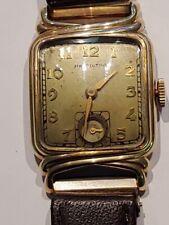 Hamilton Man's Wristwatch 17 jewels 10K Gold Filled