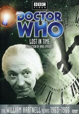 Doctor Who: Lost in Time - The William Hartnell Years 1963-1966 DVD Region 1