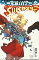 Supergirl #6 DC Comic 1st Print REBIRTH  COVER B ORLANDO