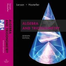 Algebra and Trigonometry : Text by Ron Larson and Robert P. Hostetler (2006, Ha…