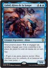 MTG Magic DOM - Zahid, Djinn of the Lamp/Zahid, djinn de la lampe, French/VF