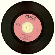 "Elvis Presley    ""Elvis""   Rare Siesta Records 45 Single Vinyl"