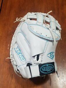 "Louisville Slugger 2019 Xeno Fastpitch Glove First Base Right Hand throw 33"""