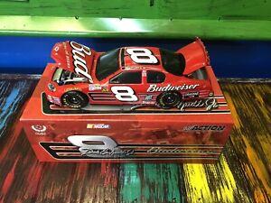 Dale Earnhardt Jr 1/24 Action Rare Budweiser #'d 1824 2003 Nascar Diecast Bank