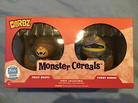 FUNKO DORBZ MONSTER CEREALS FRUIT BRUTE YUMMY MUMMY SHOP EXCLUSIVE 2-PACK LE2000