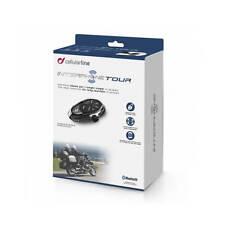 Interphone Tour Bluetooth Motorcycle Intercom Kit - Single Pack