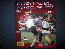 Panini Euro 96 album de scrapbooking EM 1996 complet album avec tous les Autocollants Sticker Album