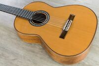 Cordoba C9 Parlor Acoustic Nylon-String Classical Guitar Natural + Polyfoam Case