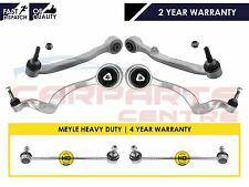 FOR BMW E60 E61 520 523 525 FRONT LOWER CONTROL ARM ARMS MEYLE HEAVY DUTY LINKS