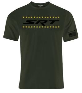 Dodge Men's SRT Stars and Stripes Edition T-Shirt
