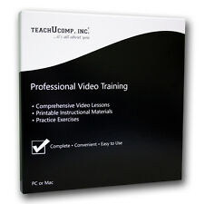 SAVE! Learn Intuit QUICKBOOKS PRO Training Tutorial 2016  DVD-ROM - 9 Hours!