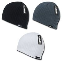 92127e04 Cuglog Winter Double Lined Beanies Soft Feel Cable Knit Skull Caps Hats  Unisex
