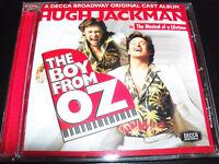 The Boy From OZ Hugh Jackman Soundtrack Musical CD - Like New