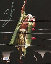 Sabu Signed WWE ECW 8x10 Photo PSA/DNA COA Picture Autograph WCW TNA Wrestling 1