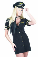MILE HIGH CAPTAIN ADULT HALLOWEEN COSTUME LARGE