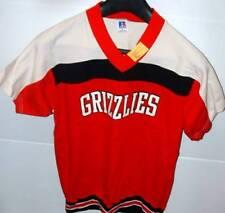 Vintage Basketball knit Warm up tob Grizzlies Russell Medium