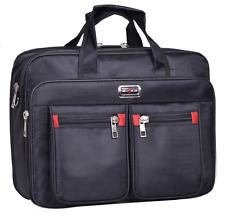 Black Shoulder Messenger Bag for Lenovo MacBook HP Acer 15 15.4 15.6 Laptop