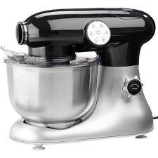 Teigmaschine: Küchenmaschine KM-6618 im Retro-Design, 1200 Watt