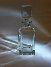 Vintage Crystal Whiskey Decanter
