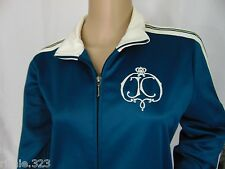 Juicy Couture Blue Track Jacket Size L
