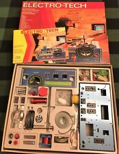 Vintage NSI Electro-Tech Electronic Project Kit 140 Experiments & Projects