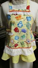 """New listing """"""""Girl'S Fancy Apron - Apron Design Pattern"""""""" - New - Great Gift Idea"""
