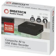 Composite AV to USB Video Recorder