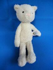 """RARE! 9"""" CREAM 🐈 KITTY CAT comforter soft hug toy KATIE KITTEN JELLYCAT J1575"""