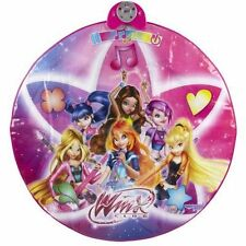 WINX CLUB ROCK STAR GROOVE AND GLOW DANCE MAT NEW! MP3 PLUG IN!