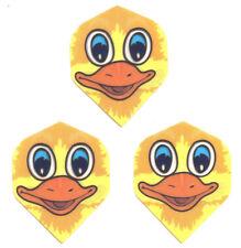 """Ruthless Extra Strong Dart Flights """"duck"""""""