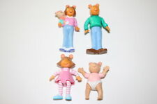 Arthur Figures Lot Of 4 Arthur Family Pbs Show Cartoon Marc Brown 1996 Hasbro