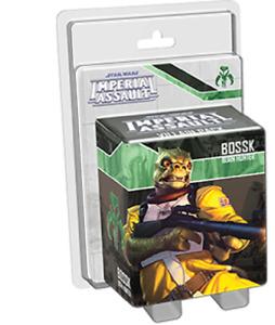 Bossk Villain Pack for Star Wars Imperial Assault