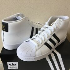 Adidas Pro Model Vulc Adv Skate Shoes White/Black
