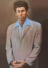 THE KRAMER PAINTING SEINFELD QUALITY CANVAS PRINT Original Poster Photo Wall Art