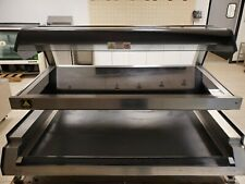 Alto Shaam Ed2-48/2S Self-Serve Multi-Shelf Heated Display