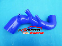 BLUE FOR AUDI TT 225 S3 SEAT LEON R TURBO intercooler Induction Intake Pipe HOSE