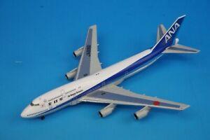 1:500 B747-400 ANA Kanji logo JA8961 NH50035 ANA Airplane model