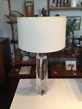 Vintage OGGETTI Lucite Lamp - Italian Modern Design