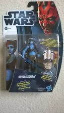 STAR WARS THE CLONE WARS AAYLA SECURA ACTION FIGURE CW14 2012