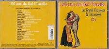 CD ACCORDEON BAL MUSETTE 18T AIMABLE/PRIVAT/BALDI/DULEU/VISEUR/HARVET 2006