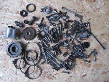 Suzuki DR 800 SR43B Motor Schrauben Restteile Motor screws rest parts engine