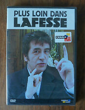 **DVD LES YEUX DANS LAFESSE ET PLUS LOIN DANS LAFESSE** neuf, sous blister..