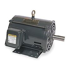 5Hp Dayton 2N992 Low Speed Electric Motor 3 Ph,1165rpm, 208-230/460V, Free Ship